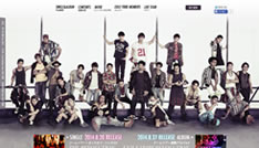EXILE TRIBE『EXILE TRIBE REVOLUTION』「THE REVOLUTION」スペシャルサイト